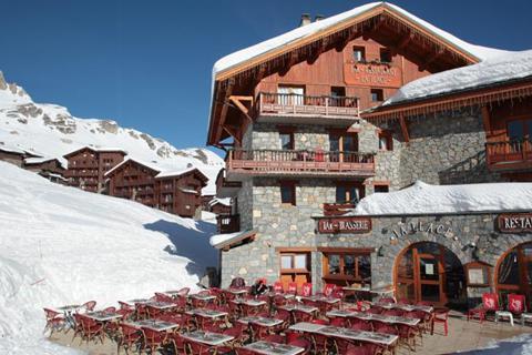 Goedkope skivakantie Tignes - Val d'Isère ⛷️Résidence Montana Planton - extra ingekocht