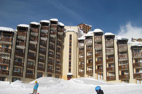 Goedkope wintersport Les Trois Vallées ⛷️Résidence Le Machu-Pichu - Voordeeltarief