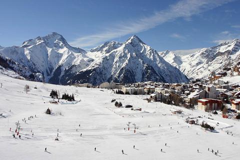 TIP wintersport Les Deux Alpes ⛷️Résidence Cote Brune