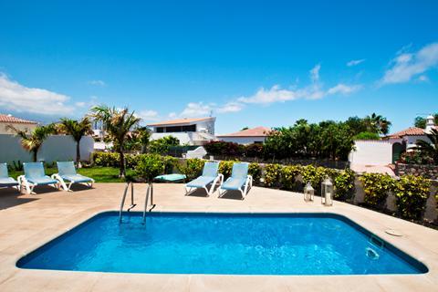 Goedkoopste zonvakantie Tenerife - Sun Bay Villas
