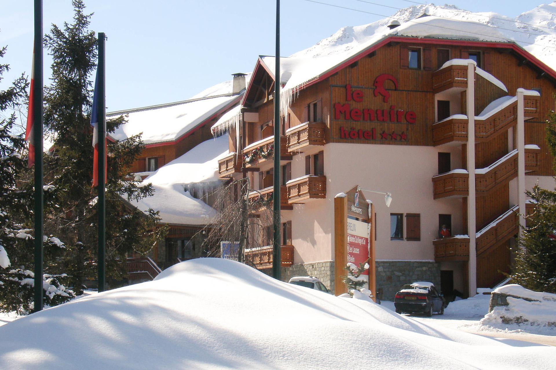 Hotel Spa Chalet Le Menuire Les Menuires Frankreich Sunweb