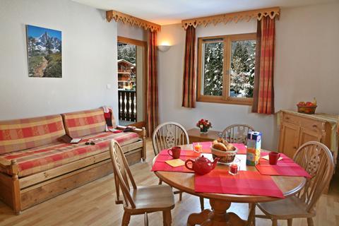 Korting skivakantie Le Grand Massif ⛷️Résidence Le Domaine du Grand Tetras - extra ingekocht