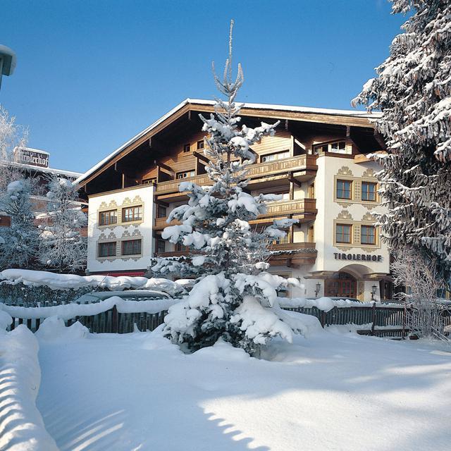 Oostenrijk - Hotel Tirolerhof