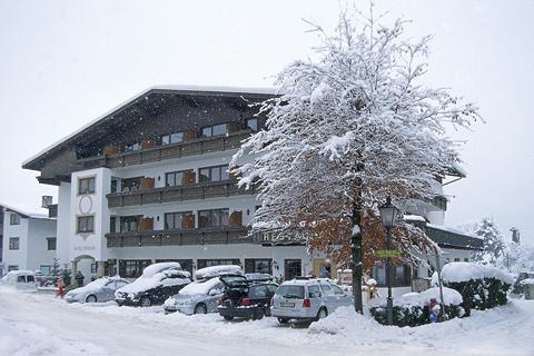 Goedkope skivakantie Zillertal ⛷️Hotel zum Pinzger
