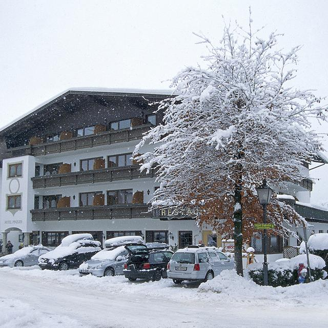 Hotel zum Pinzger Tirol