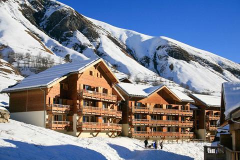 Goedkope wintersport Les Sybelles ⛷️Résidence Les Chalets de Saint Sorlin (voorheen L'Arvan I)
