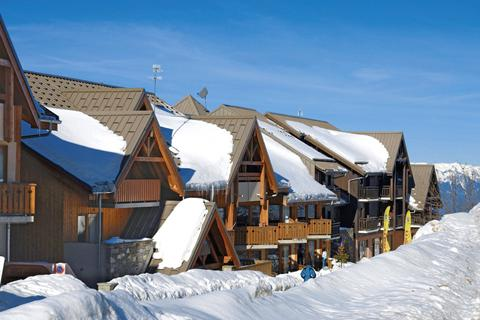 Goedkope skivakantie Valloire-Valmeinier ⛷️Residence Odalys L'Ecrin des Neiges
