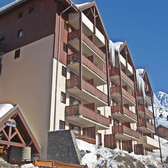 Meer info over Residence Odalys L'Ecrin des Neiges  bij Bizztravel wintersport