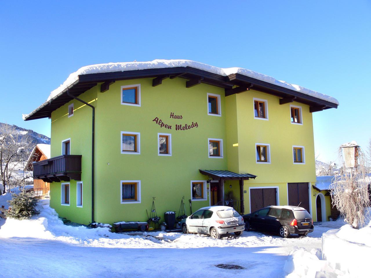 Haus Alpen Melody