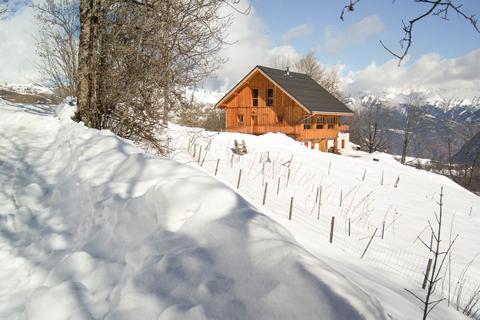 Goedkope skivakantie Les Sybelles ⛷️Chalet Fébronie