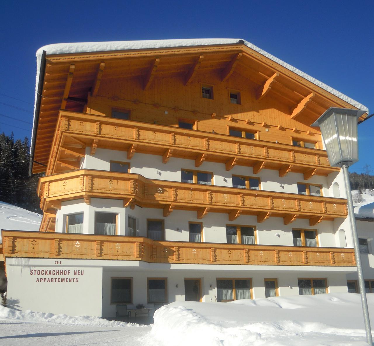 Appartementen Neustockach