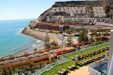Goedkope zonvakantie Gran Canaria 🏝️Hotel Riviera Vista