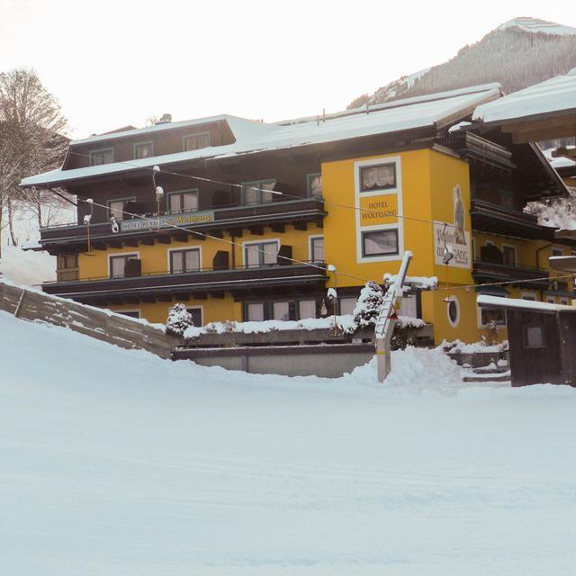 Hotel Pension Wolfgang Salzburgerland