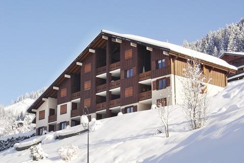 Goedkope wintersport Les Portes du Soleil ⛷️Résidences Châtel Le Linga