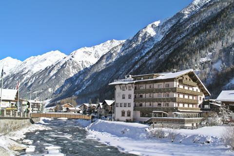 Super skivakantie Sölden-Hochsölden ⛷️Parkhotel Sölden