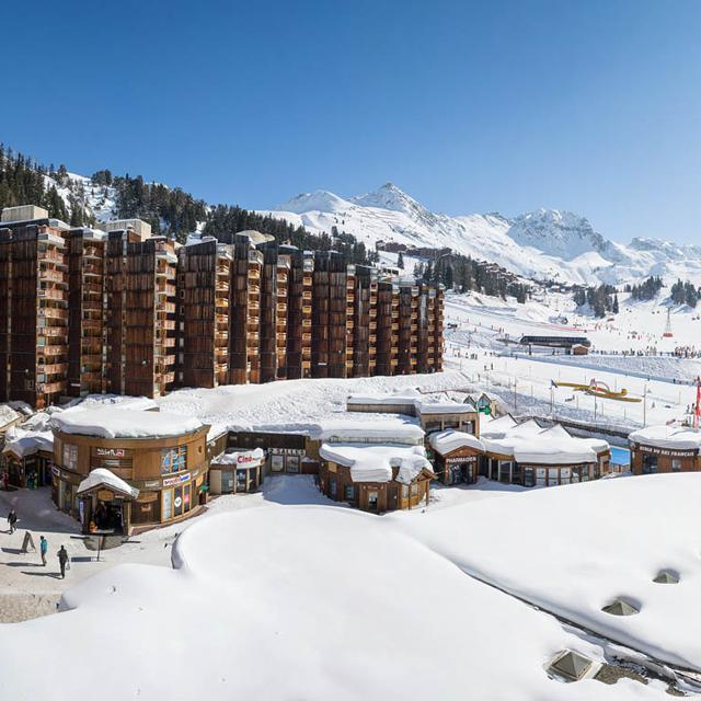 Meer info over Résidence Plagne Bellecôte  bij Bizztravel wintersport
