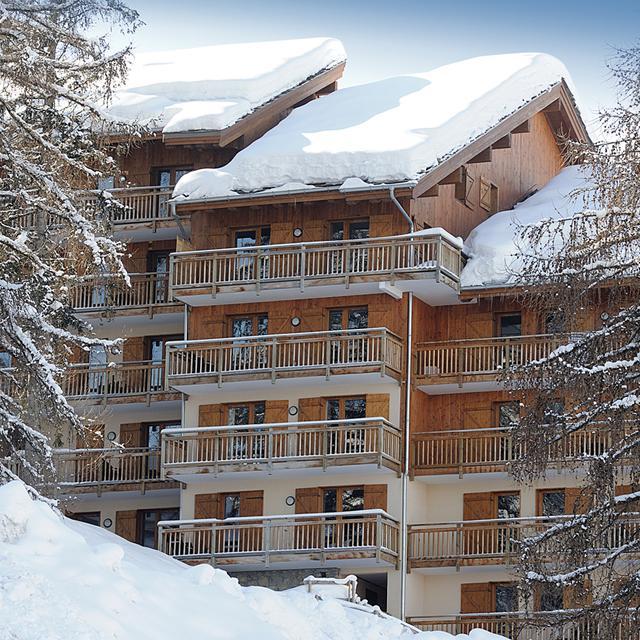 Meer info over Résidence Les Chalets de Wengen  bij Bizztravel wintersport