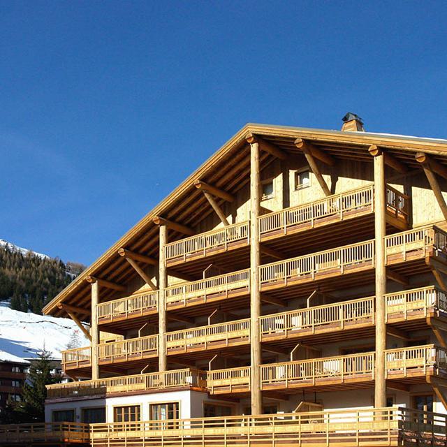 Meer info over Résidence Cortina  bij Sunweb-wintersport