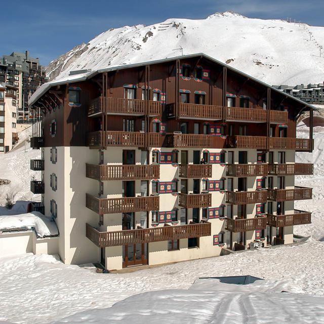 Les Residences du Val Claret