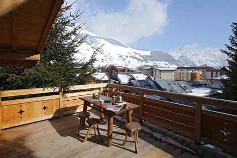 Super wintersport Les Deux Alpes ⛷️Chalet Les Alpages