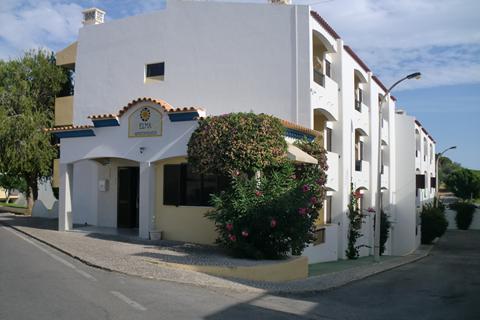 Korting zonvakantie Algarve - Appartementen Elma