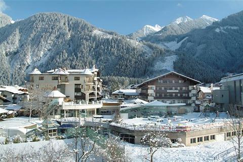 TIP skivakantie Zillertal ⛷️Aparthotel Strass - Logies/Ontbijt