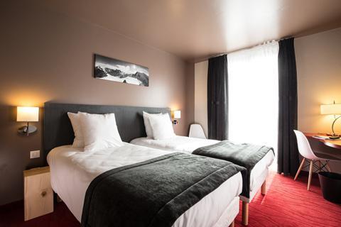 Korting skivakantie Serre Chevalier Vallée ⛷️SOWELL Hotels Le Parc & Spa