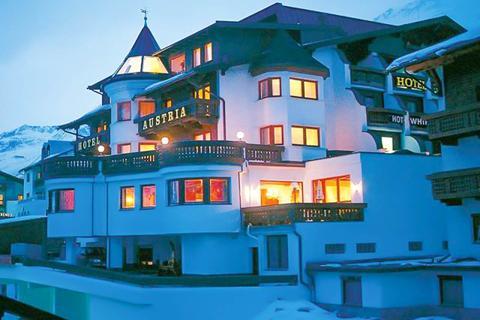 Korting skivakantie Obergurgl-Hochgurgl ⛷️Hotel Austria Bellevue