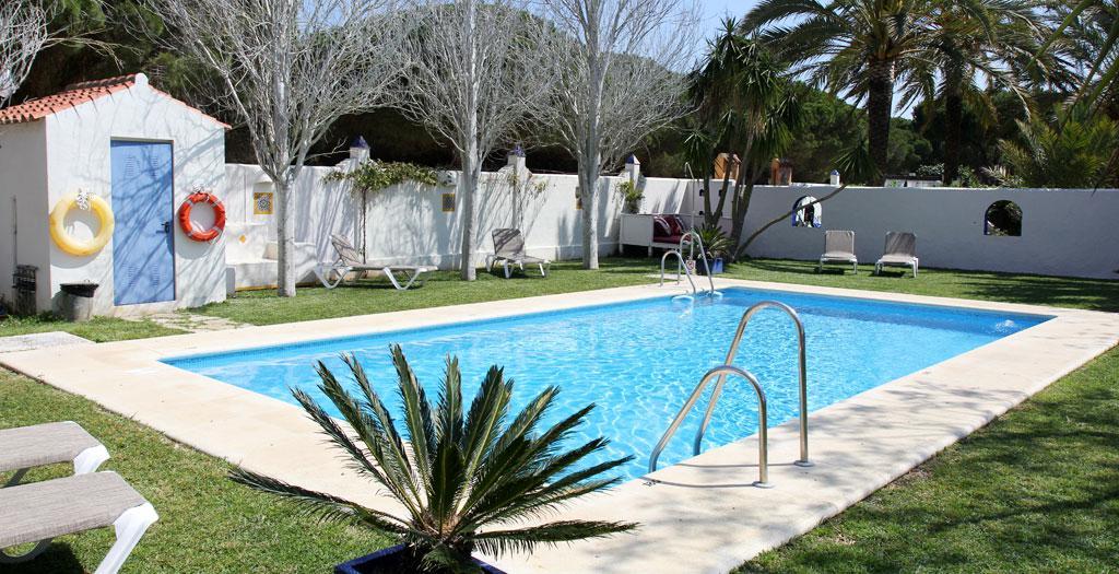 Bijzondere accommodaties Paraiso Perdido Casa Rural in Conil de la Frontera (Andalusië, Spanje)