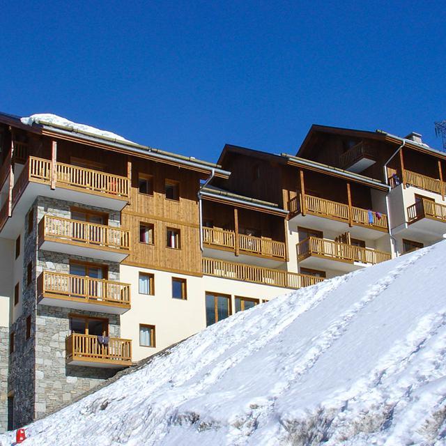 Meer info over Résidence Les Valmonts  bij Bizztravel wintersport