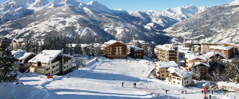 Goedkoop op wintersport La Via Lattea ⛷️Grand Hotel de La Torre