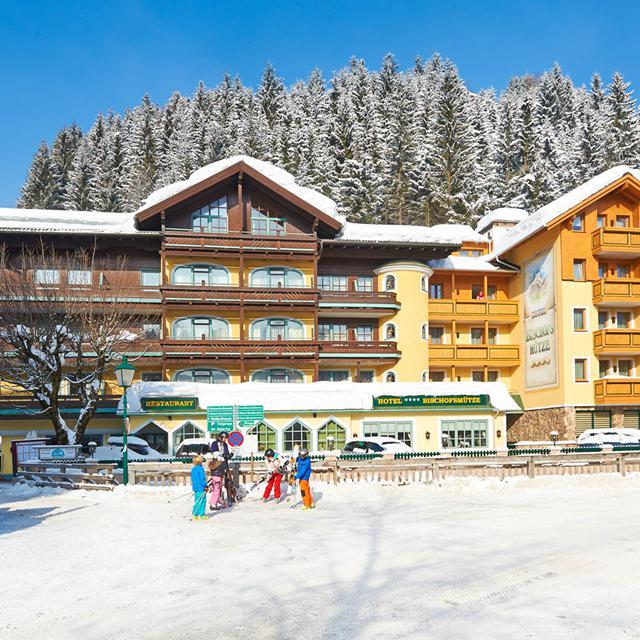 Meer info over Hotel Bischhofsmütze  bij Bizztravel wintersport