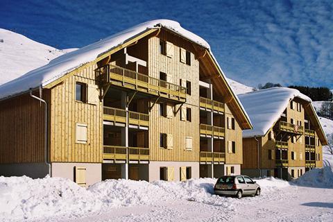 Goedkope skivakantie Les Sybelles ⛷️Résidence La Fontaine du Roi