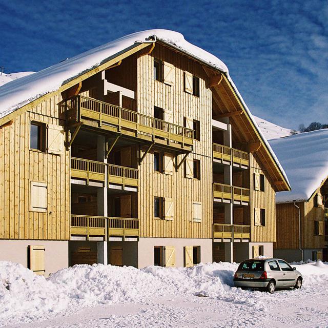 Meer info over Résidence La Fontaine du Roi  bij Bizztravel wintersport