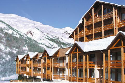 TOP DEAL skivakantie Valloire-Valmeinier ⛷️Résidence le Hameau de Valloire