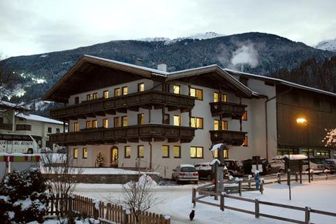 TOP DEAL wintersport Zillertal ⛷️Appartementen Ferienof Lackner