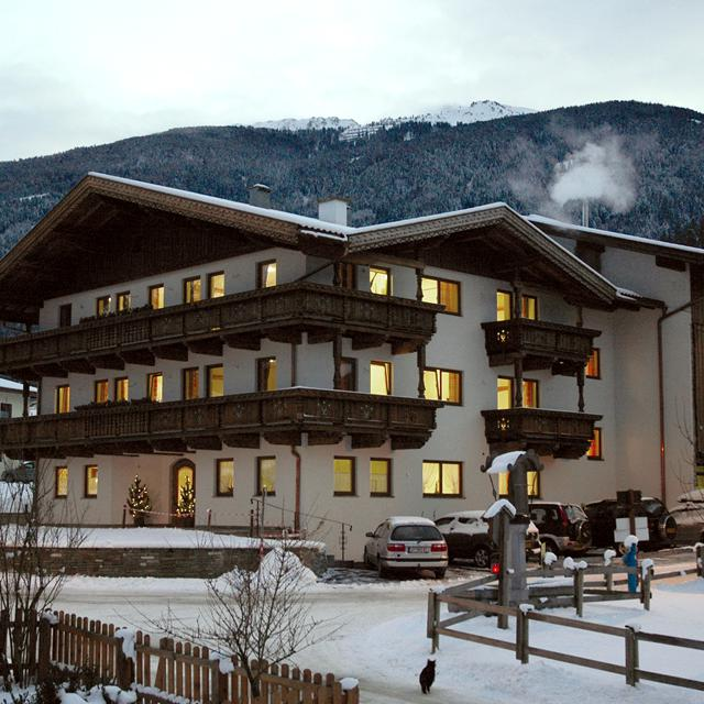 Appartementen Ferienhof Lackner Tirol
