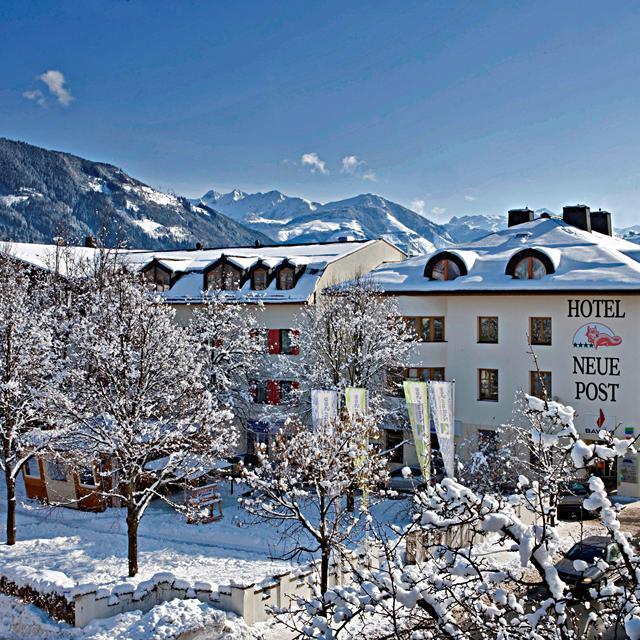 Meer info over Appartementen Neue Post  bij Bizztravel wintersport