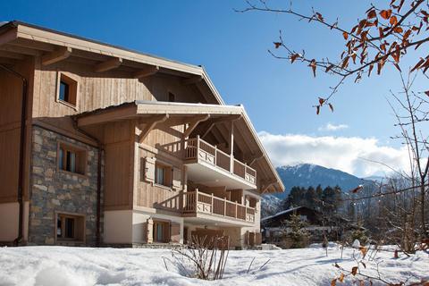 Goedkope wintersport Le Grand Massif ⛷️Résidence La Reine des Prés