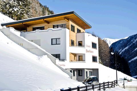Top wintersport Silvretta Arena ⛷️Chalet Barbara