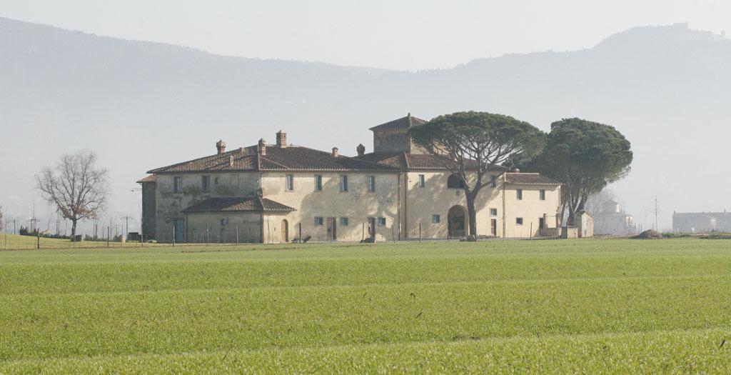 Bijzondere accommodaties Le Terre dei Cavalieri Hotel in Cortona (Toscane, Italië)