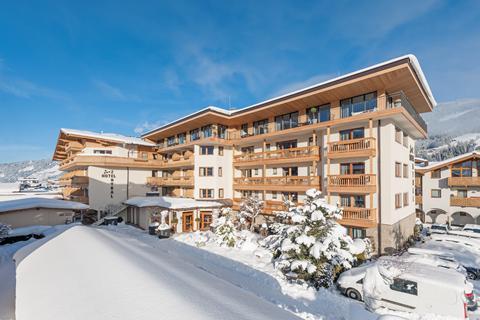 Heerlijke wintersport Kitzbüheler Alpen ⛷️Hotel Zentral