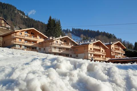 Goedkope wintersport Le Grand Massif ⛷️Les Chalets de Jouvence