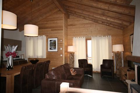 Goedkope skivakantie Le Grand Domaine ⛷️Chalets en Appartementen les Airelles