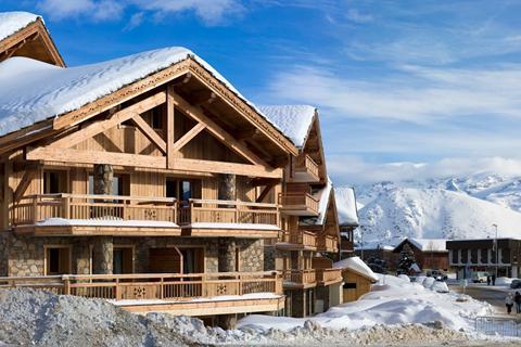 Korting wintersport Alpe d'Huez ⛷️Résidence Le Cristal de l'Alpe