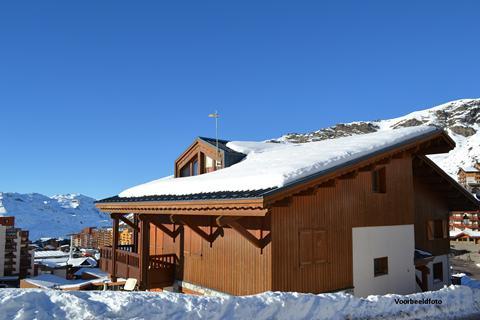 Goedkope skivakantie Les Trois Vallées ⛷️Chalet Niverolles