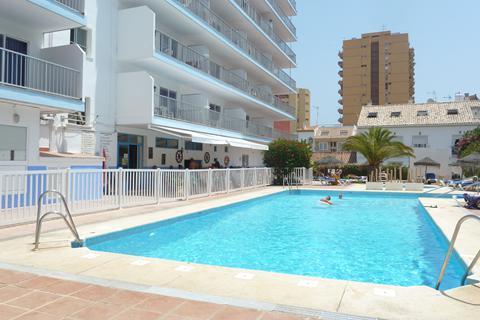 Goedkope vakantie Andalusië - Costa del Sol 🏝️Appartementen Embajador
