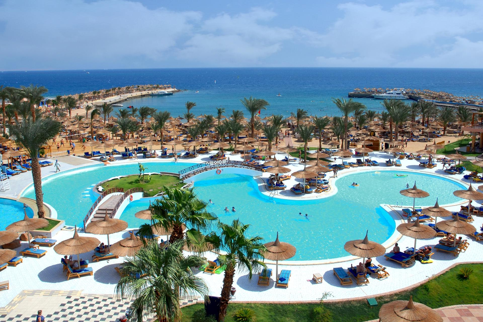 Hotel Pickalbatros Beach Albatros Resort Spa Rotes Meer