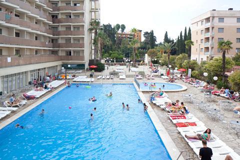 Goedkope zonvakantie Costa Brava - Hotel H-TOP Royal Beach