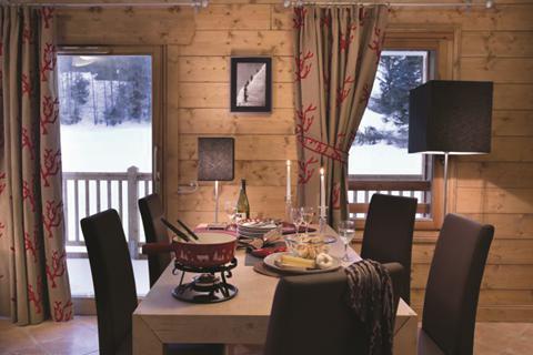 Goedkope wintersport Le Grand Massif ⛷️Résidence Les Chalets de Layssia